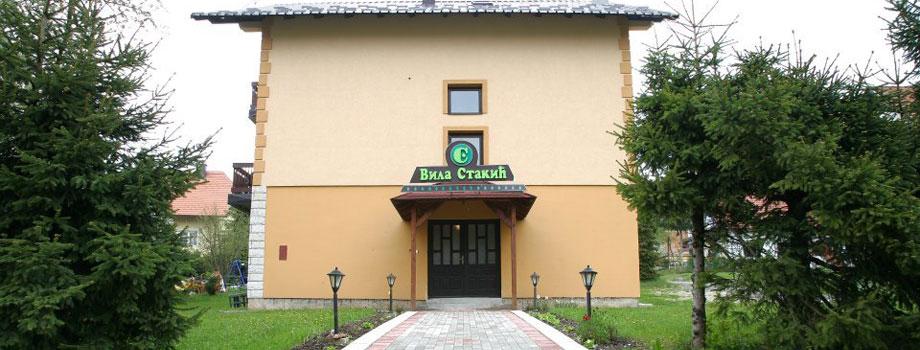 Vila Stakić Zlatibor